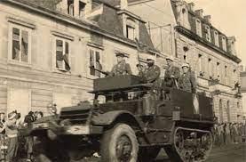 Office de tourisme de Colmar en Alsace - 1945 - La libération de Colmar